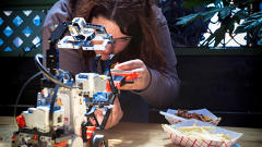 Facebook, Pandora, Flickr, Autodesk Go Head To Head In Lego's Robot Building Competition