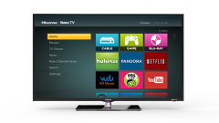 Roku, The Streaming Media Innovator, Introduces Branded Smart TV Sets For CES