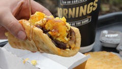 Waffle Tacos And Crunchwraps: Taco Bell's Breakfast Menu Goes Nationwide March 27th