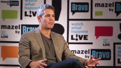 Bravo's Andy Cohen On Not Being Obsessed With Climbing The Ladder