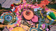Aerial Photos Document The Abstract, Beautiful, And Garish Ways Americans Play
