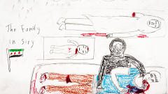 Experience The Horrors Of The Syrian War Through The Eyes Of Kids