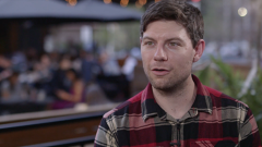 "How Patrick Fugit Broke Out Of His ""Almost Famous"" Pigeonhole"