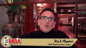 Rick Moonen: New Year's Business Resolutions