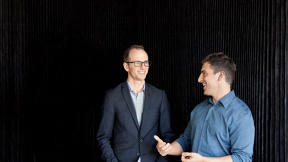 Dynamic Duos: Airbnb's Brian Chesky And Joe Gebbia On Design Running The Boardroom