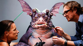 Brian Henson On How To Build A Better Creature