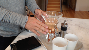 Learn How To Make Coffee From A CEO