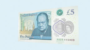 England's New 5 Pound Bill Contains Animal Fat (But Scotland's Are 100% Vegan)