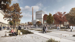 This Old Industrial District In Finland Is Transforming Into A Sustainable Village