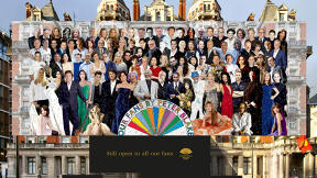 "Artist Peter Blake Revisits ""Sgt. Pepper"" For The Mandarin Oriental In London"