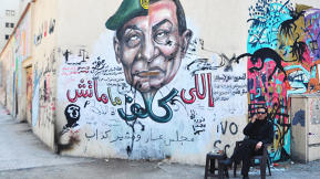 This Moving Street Art Helped Topple A Dictator During The Arab Spring