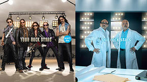 Rock Star Engineers Debut in Intel's New Advertising Campaign That Focuses on the Future