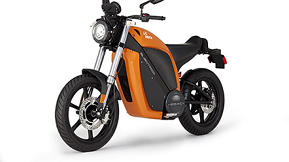 Worldwide Debut of Brammo Enertia Electric Motorcycle