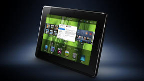 RIM Unveils 7-Inch BlackBerry PlayBook, It's All About Enterprise