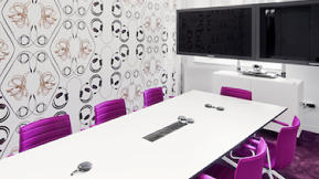 A Cheery, Super-Stylish Office For Skype, Before Microsoft Swoops In [Slideshow]