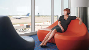 Fiona Morrisson Brands JetBlue With Whimsical Design
