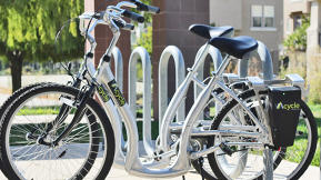 This Bikesharing Program Lets You Lock Your Bike Anywhere