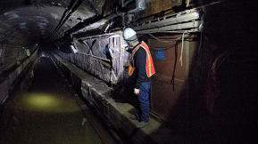 Shooting The Flood: Behind The MTA's Photos Of A Sandy-Ravaged Subway System