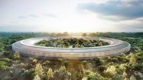 "Apple's Spaceship Offices Delayed Due To ""Improvements"""
