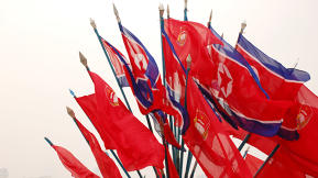 North Korea's Twitter, Flickr Accounts Hacked By Anonymous