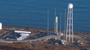 A New Commercial Rocket For Space Station Flights, Antares One Launches Today