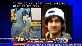After Massive Manhunt, Boston Police Take Bombing Suspect Into Custody, Alive