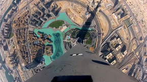 Google Street View Goes To The Top Of World's Tallest Building, Dubai's Burj Khalifa