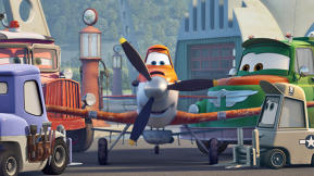 "How Disney Made ""Planes"" Fly"