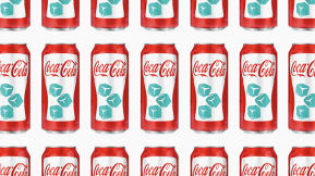 Coca-Cola Designed Its New Can Around A Problem No One Has