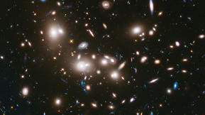 New Hubble Telescope Images Go Back To The Future