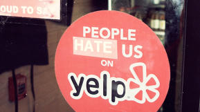 Yelp Reviewers Can't Be Anonymous Anymore