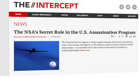Glenn Greenwald Unveils His New Journalism Venture: The Intercept