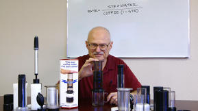 The AeroPress Inventor's Secret To A Perfect Cup Of Coffee