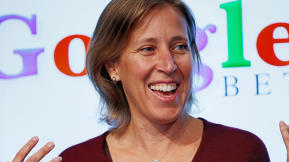 YouTube's CEO Is About To Take The Highest-Profile Maternity Leave Since Marissa Mayer