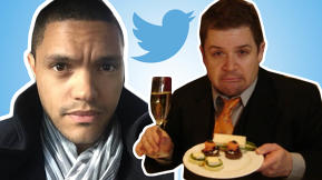 Patton Oswalt's Twitter Defense of Trevor Noah is Wonderful