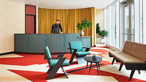 Eames Meets Black Mountain College In Posh New Durham Hotel