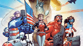 Marvel Wishes You A Happy Fourth With The Most Amurrican Superteam Ever: U.S.Avengers