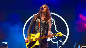 """Tranny"" Author Laura Jane Grace On Transitioning From Punk Rocker To Book Writer"
