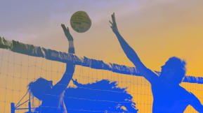 How Playing Competitive Volleyball Taught Me The Key To Instant Teamwork