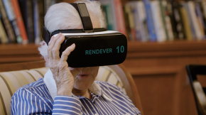 One Company Is Bringing Virtual Reality To A Population That Needs It Most