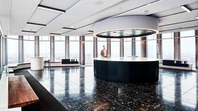 Watson IoT Global Headquarters, Munich -