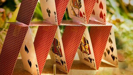 How To Tell If Your Rebranding Is A House Of Cards
