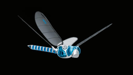 This Dragonfly-Inspired Drone Can Be Piloted From Your Phone