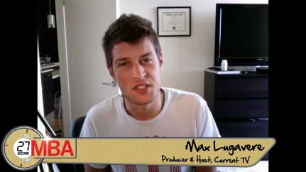 Max Lugavere: How do you retain and nurture talent?