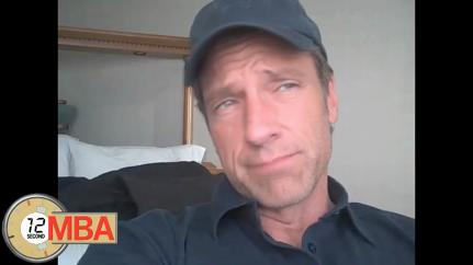 Mike Rowe: What is the business case for generosity?
