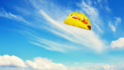 Watch The Skies For A Taco-Delivering Drone, Brought To You By Taco Bell