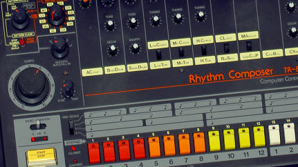 The TR-808 Drum Machine Is Back, With New Features And A New Name
