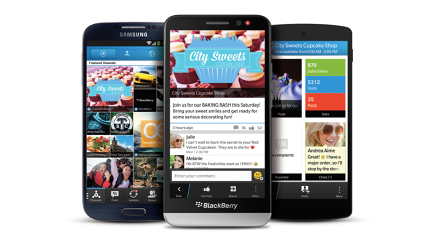 Meet BlackBerry's Social Network: BBM 2.0