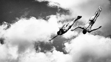 Why Today's Leaders Should Take A Cue From Cliff Divers