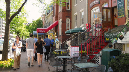 Want To Stop Your Brain From Getting Old? Live In A Walkable Neighborhood